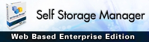 Self Storage Manager-Web Based Software